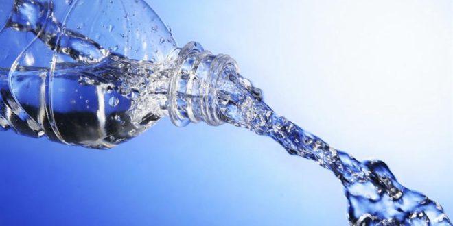 تجارة المياه المعدنية